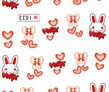 NYTT! 4 ARK Nageldekorationer / 3D Water Transfer Nail Art Stickers 1633-1636 Strömsund