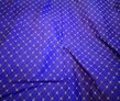 Summer quilt -size Double -hand made embroidered light quilt 100% cotton fabric. Umeå