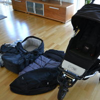Barnvagn Urban Jungle Mountain Buggy
