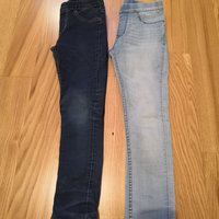 2-pack jeansleggings
