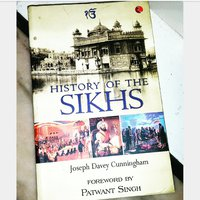 Bok: History of the Sikhs
