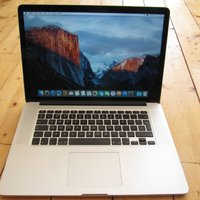 MacBook Pro (Retina, 15-tums 1TB blixt, Mid 2014)