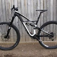 Specialized S-Works Enduro Carbon 29 Medium Carbon hjul