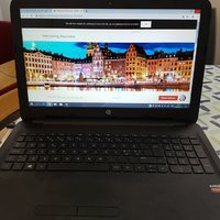 "Laptop HP 14"" i fint skick"
