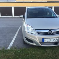 Opel zafira enjoy 08