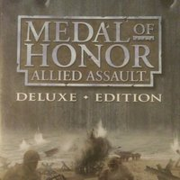 Medal of honor allied assault deluxe edition