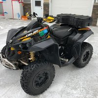 2009 Can Am Renegade X 800R
