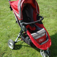 Barnvagn- Baby jogger City Mini