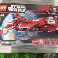 Star wars Lego republic crusier