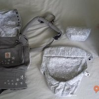 Ergobaby Original Bärsele, Galaxy Grey