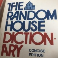 The Random House Dictionary