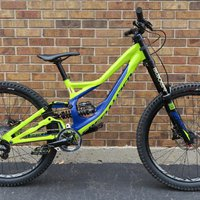2015 SPECIALIZED DEMO 8 I 27.5  MEDIUM M Downhill Bike 650B utmärkt skick
