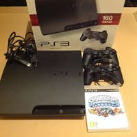 Playstation 3 med 8 spel