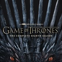 Game of Thrones. Säsong 8. DVD. NY