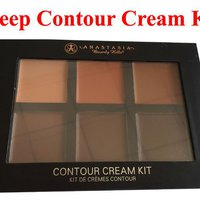 Anastasia Beverly Hills Pro Series Contour Cream Kit Deep