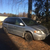 Chrysler Grand Voyager Town & Country 3,8, 2001.