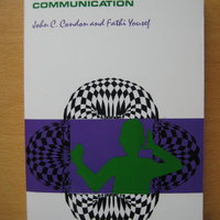 An Introduction to Intercultural Communication - Condon & Yousef