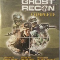 Tom Clancy's Ghost recon Complete