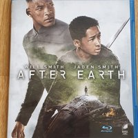 After Earth     ( 2013 - Blu Ray)