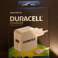 Charger DURACELL