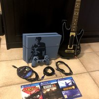 Playstation 4 Uncharted Edition 1TB