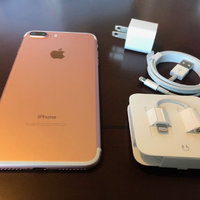 Apple iPhone 7 Plus - 256 GB - Rose Gold (olåst) Smartphone