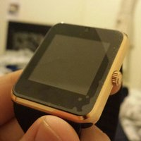 2017 guld smart watch