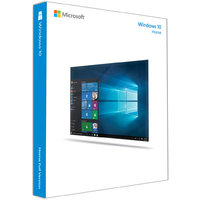 Windows 10 home 64 bit ny med licens key och installations dvd