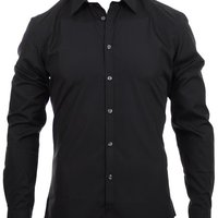 Tiger of Sweden Groomsman Shirt Black