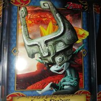 Zelda trading cards samlarkort 47. Fused Shadow