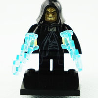 Star Wars Lego-figur Darth Sidious Sheev Palpatine