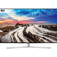 Samsung UE55MU9000 55 4K Ultra HD krökt LED TV HD HD Plata