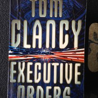 Tom Clancy Executive orders-The new Jack Ryan Novel ord pris 7,99 euro