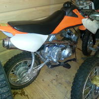 Mini cross 50 cc