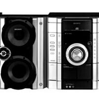 Sony Hi-Fi component system byta med iphone