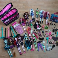 Monster high paket