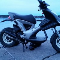 EU-Moped.  Gilera ICE