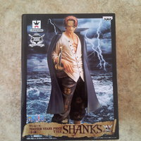 One Piece - Master Stars Piece The Shanks