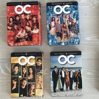 The O.C DVD boxar
