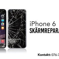 Reparation av iPhones