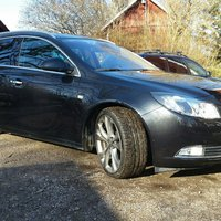 Opel insignia cosmo sports taurer