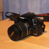 Canon 450D packet