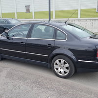 Vw passat V6 4-motion vä