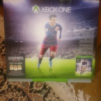 Xbox one 500 gb ( 11 spel)  nyskick