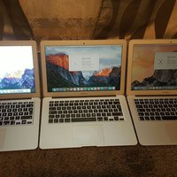 Macbook air 13. 2013 & 2014 & 2015.