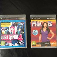 Just Dance 4 PS3 /Get Fit With Mel B PS3