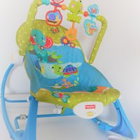 Fisher Price Barnstol | Fisher Price child chair