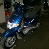 EU Moped Derbi