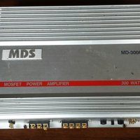 MDS MOSFET POWER AMPLIFIER