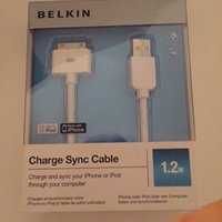 Charge/sync cable 25:-